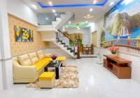Bán nhà 3 tầng vị trí vàng mặt tiền Cô Giang, Quận 1 (4x19,4m)