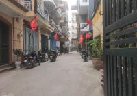 Nhà sát mặt phố Trần Bình - Nguyễn Hoàng ô tô tránh, kinh doanh 50m2 x 4 tầng giá nhỉnh 6 tỷ