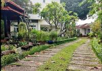 Cho thuê sân vườn villa phường Phú Mỹ 2PN, đầy đủ nội thất sân đậu xe oto