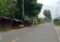 Bán gấp nhà nát mặt tiền Nguyễn Thị Lắng 200m2, sổ hồng riêng, Tân Phú Trung, Củ Chi