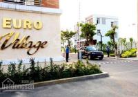 Hạ giá rẻ bán gấp trong tuần nhà phố Euro Village 1 view sông Hàn, 3 tầng 100m2 đất, LH 0777518814