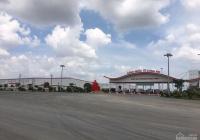 Bán 4,5ha đất xây xưởng khu cảng công nghiệp Tân Tập Long An giá 3,5tr/m2