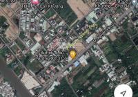 Bán nền đường Phạm Công Trứ khu Cồn Khương Cần Thơ - giá 7.6 tỷ