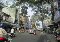Mặt tiền Hoàng Văn Thụ, phường 4, Q. Tân Bình, đoạn 2 chiều, DT đất: 365m2, giá 45tỷ