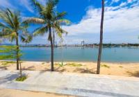 Bán lô đất đẹp mặt tiền bờ kè sông Nhật Lệ, giá chỉ hơn 44tr/m2