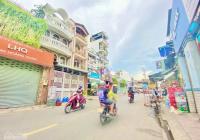Nhà cũ tiện xây mới 2 mặt tiền Nguyễn Văn Đậu P5 diện tích 7,3m x 15m nở hậu 11m