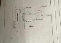 Nhà MTKD Tân Quý ngang 6,5m nở hậu phong thủy 10,6m