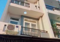 Bán nhà HXH đường Dương Quảng Hàm, F6, Gò Vấp, DT 4x16m, 1 trệt + 3 lầu, 4PN, 5WC