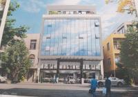 Bán nhà phố Trần Hưng Đạo, 7 tầng mặt tiền 11m