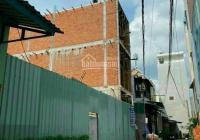 Bán nhà đường Số 8, Bình Hưng Hòa, giá 3.55 tỷ