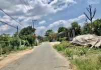 Mặt tiền đường 490,cách đường Phạm Văn Cội 300 mét,dân cư đông gần trường,chợ..v.v. Giá 3tỷ5 TL