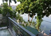 Cho thuê nhà view hồ phố Từ Hoa, Phường Quảng An, HN, 23 tr/th