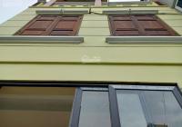 Cần bán nhà 4T - 60m2 đường rộng 3,5m, tại khu đấu giá Man Bồi, Ba la, Hà Đông. LH 0987368336