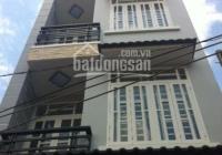 Cho thuê nhà nguyên căn HXT Bạch Đằng, phường 2, Tân Bình. 20tr/tháng DT: 4.2x15m trệt 2 lầu ST