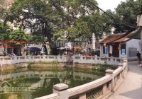 Bán nhà mặt phố Mai Động, lô góc vị trí đắc địa kinh doanh giá chỉ 4,4 tỷ