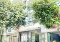 Nhà 80m2, 3 tầng, 5PN mặt tiền đường nội bộ Cao Lỗ P4 Q8