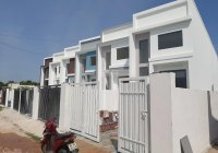 Nhà phố liền kề tại thôn 3 Hàm Liêm, hỗ trợ trả góp dài hạn