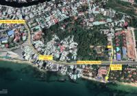 Siêu phẩm đất xây khách sạn Phú Quốc, cách biển 100m, 1 hầm 8 tầng, mặt tiền Trần Hưng Đạo