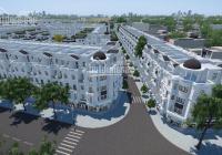 Nhà phố thương mại Ruby Boutique, mặt tiền đường Trịnh Trọng 1T, 3L. LH: 0936787966