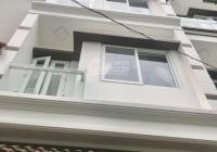 Cho thuê nhà mới xây hẻm 10m đường Võ Văn Tần thông qua Nguyễn Đình Chiểu. 0909669667