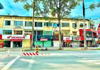 Cho thuê nhà MT 44 - 46 Trần Hưng Đạo, 8x18m, 1 lầu giá 179 triệu/tháng