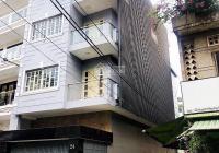 Cần bnán gấp nhà đường lớn khu Hoàng Việt, Phường 4 Tân Bình, DT 6x20m 4 tầng. Giá 18 tỷ