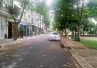 Đất mặt tiền đối diện công viên đường Đặng Thùy Trâm quận Bình Thạnh, sổ đỏ