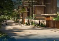 Biệt thự biển 5 sao - Charm Long Hải Resort