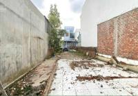 Bán nền hẻm 15 Trần Văn Hoài, ngang 6m dài 18m. Vị trí oto đến nền cấp phép xây dựng