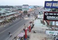 Mặt tiền N14 giao Nguyễn Văn Thành, P. Hoà Lợi, Bến Cát, DT: 30x52m, CN 1558m2