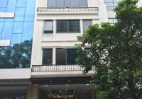Hiếm tòa nhà building KĐT Nam Trung Yên Q. Cầu Giấy, DT 104m2, 7 tầng, MT 6.5m chỉ 45 tỷ
