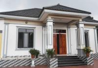 Bán đất có sẵn khuôn viên biệt thự nhà vườn tại Ba Vì Hà Nội, giá rẻ