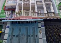 Dịch, cần bán nhanh căn nhà mặt tiền Lê Trực Phường 7, Bình Thạnh, 4.3x17m, 5 tầng, giá 12,5 tỷ
