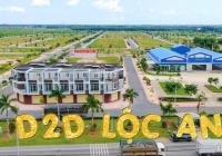 Bán nhanh lô đất 210m2 tại D2D Lộc An - Long Thanh, giá 14,3tr/m2 chuẩn giá covid, LH: 0986.817.448