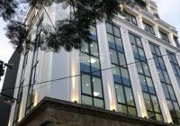 Chính chủ cần bán building mặt phố Thái Thịnh 9 tầng xây mới 100%, mặt tiền rộng 18m, lô góc
