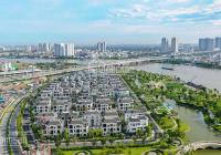 Biệt thự Vinhomes Central Park view trực diện công viên và sông Sài Gòn 500m2. 0907661916