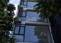 Bán nhà sổ đỏ chính chủ mặt ngõ ô tô phố Triệu Việt Vương diện tích 70m2 xây 7 tầng thang máy 23 tỷ