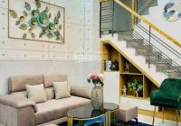 Xuất cảnh bán gấp nhà đẹp nhất Lý Thái Tổ, P9, Q10, 40m2 (4x10m), 3 tầng, 3PN, 6.5 tỷ