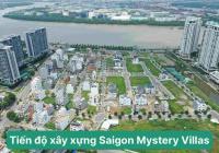 Chủ Cần Bán Gấp Lô Đất Nền Mặt Tền Sông Saigon giá 160tr/m2 Dự Án Compound Hưng Thịnh Mystery