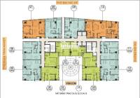 Cần bán CHCC Hoàng Thành, DT 76m2 giá 6,8 tỷ và 56m2 giá 4,8 tỷ