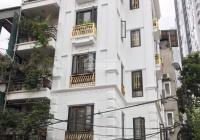 Cho thuê nhà 3 mặt thoáng phố Sơn Tây, Ba Đình, DT 95m2, 5 tầng, MT 6m. LH: 0399909083