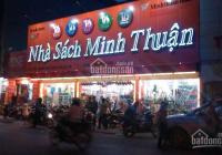 Cho thuê nhà MP Nguyễn Trãi DT 150m2 * 3T, MT 12m giá TT