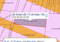 Cần bán lô đất Phước An, Nhơn Trạch, Đồng Nai. Đất đẹp trong khu dân cư đông đúc. Giá đầu tư tốt.