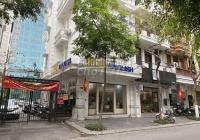 Cho thuê nhà mặt phố quận Ba Đình, phố Sơn Tây cửa sau là đường Trần Phú. DT 90m2 x 5 tầng, 50tr