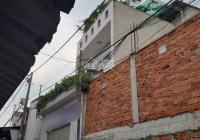 Kẹt tiền giảm 300 triệu bán nhanh nhà 1 trệt 1 lầu + lửng đường số 4, Linh Xuân, SHR, HXH