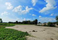 Bán đất xây kho, nhà xưởng, mặt tiền đường nhựa lớn, DT 1200m2, giá 6,3tr/m2