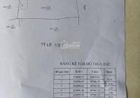 Bán cắt lỗ mảnh đất Tô Hiến Thành, S: 157m2, mặt 7m, giá 1,4 tỷ giành tặng tri ân cho nhà đầu tư