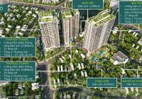 Chỉ 2,2 tỷ căn hộ 2PN gần Times City, tặng Mercedes 1.8 tỷ, CK 5.5% vay 75%. Miễn lãi suất 18 tháng