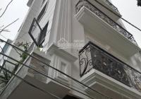 Bán nhà đẹp lô góc ở phố Lê Hồng Phong, HĐ ~ 45m2x4T, 4PN nơi để ôtô ngày đêm cách 20m, 0947411194