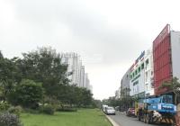 Đất nền KDC Kim Sơn kế siêu thị Lotte ngay trung tâm Quận 7, S=5x20m được xây dựng hầm lửng 3 lầu